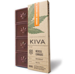 kiva cannabis edible